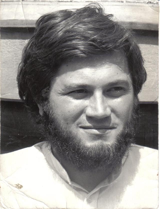 1983, iunie, potret de TJ 01