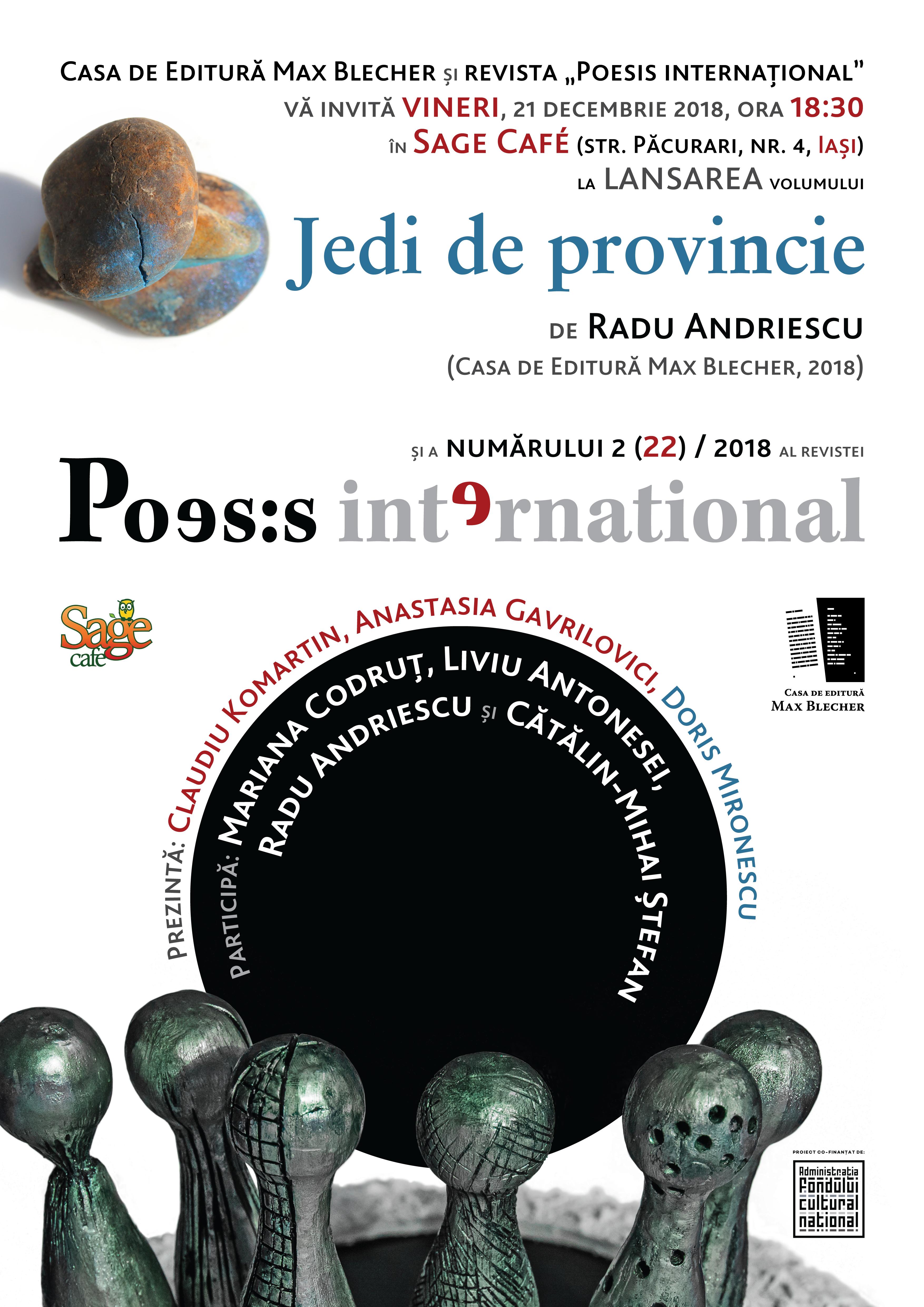 21 International Fashion Magazine You Ll Love: 21 Decembrie – Poesis International La Iași