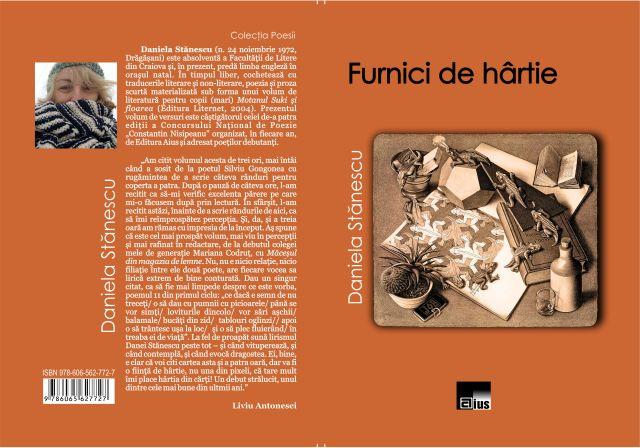 coperta Daniela Stanescu